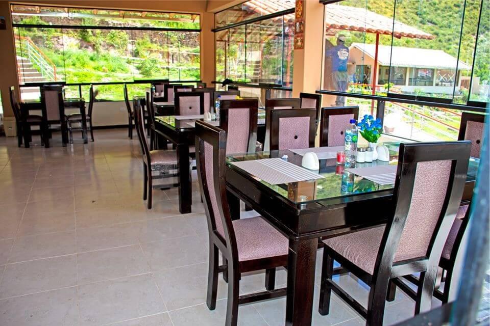 restaurant best hotel in ollantatambo vvh