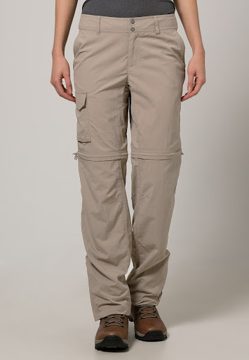 trekking shorts and trousers