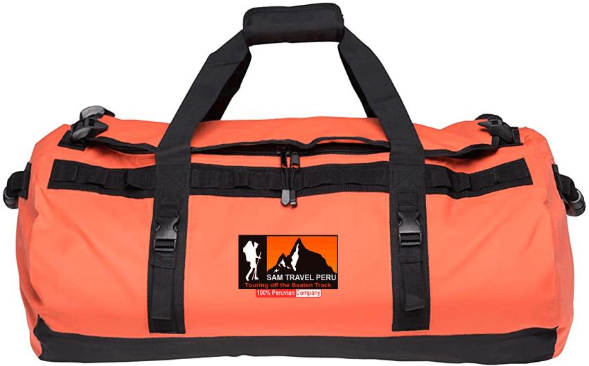 Sam Travel Peru duffle bag